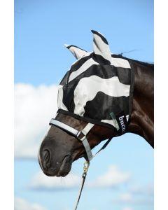 Bucas Buzz-Off Zebra Fly Mask