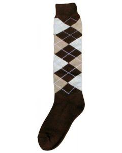 Hofman Chaussettes RE 35/38 Dark Brown