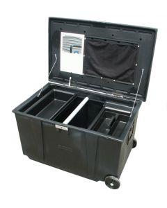 Hofman Sportote Boîte de rangement mobile Prof noir
