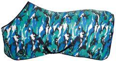 Couverture en laine polaire Harrys Horse LouLou Camouflage
