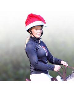 QHP Bonnet de Noel rouge