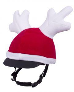 Chapeau renne rouge