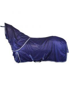 Imperial Riding Couverture anti-mouches avec col et ventre amovibles IR Basic