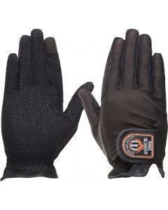 Gants d'équitation Imperial Basic Black