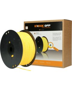 Hofman Knock Off Flycord Rouleau de rechange 400 m