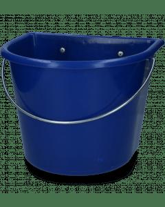 Vplast Bol alimentaire avec suspension et poignée bleu foncé