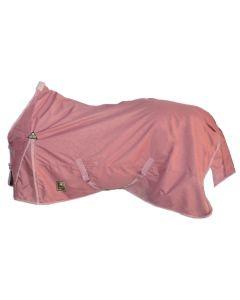 """MHS Couverture d'extérieur avec polaire """"Curly Pink"""""""