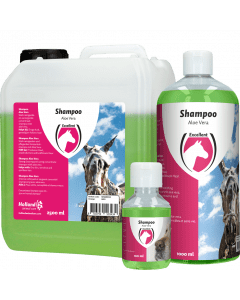 Excellent Shampooing Aloe Vera Cheval