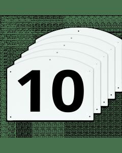 Vplast Afficher les numéros de saut 10 à 15