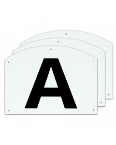 Vplast Afficher les lettres de saut