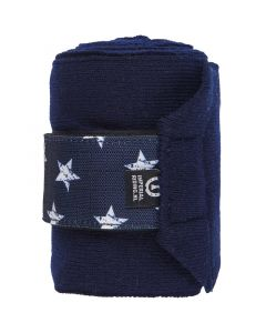 Bandage Star Icon Marine Complet