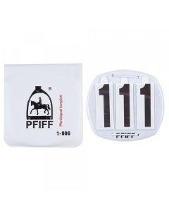 PFIFF Numéros de bride 3 chiffres