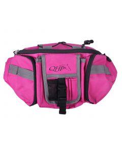 QHP Sac ceinture avec kit de tressage