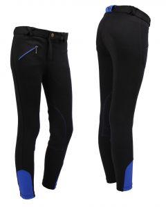 QHP Pantalon d'équitation Junior