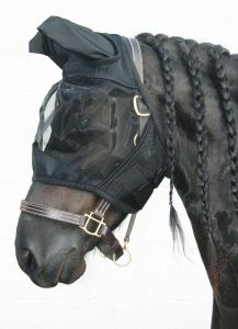 Harry's Horse Masque anti-mouches Flyshield