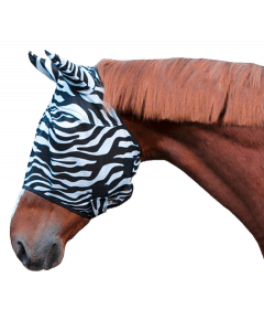 Hofman Masque anti-mouches Zèbre