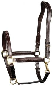 Harry's Horse Licol cuir, padded, Supreme