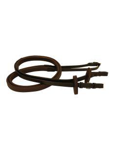 Rênes de compétition Horseware Rambo Micklem Original pour poneys et chevaux
