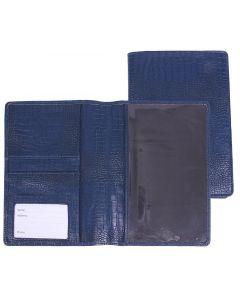 QHP Carte passeport cheval Croco
