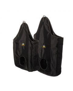 MHS Hay sac à foin Noir