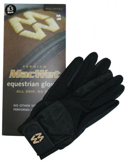 Hofman Gants d'équitation Micro Mesh 10 Black