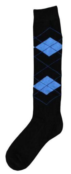 Hofman Chaussettes RE 35/38 Black/Aqua