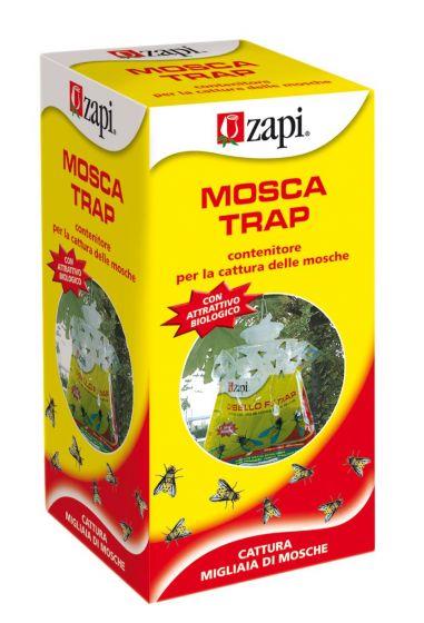 Hofman Zapi Piège à mouches incl. Traiter (piège de Mosca)
