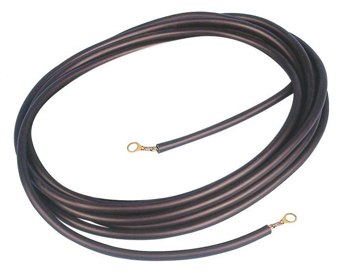 Hofman Mise à la terre câble sat. cuivre 3 m