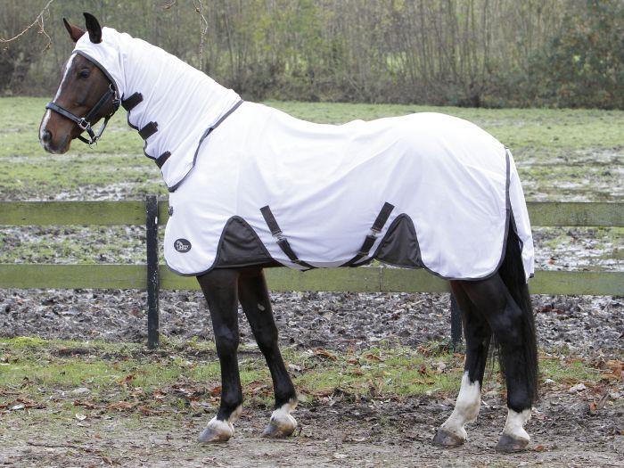 Harry's Horse Couverture anti-mouches avec col